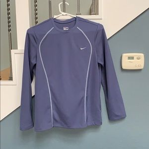 Nike performance top